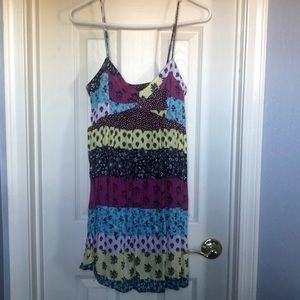 Aeropostale patch fabric dress